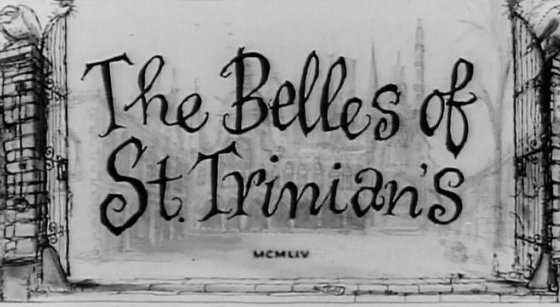 Title The Belles of St Trinian's (1954)