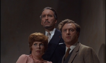 Image result for the devil rides out 1968