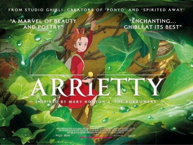 Free download bluray 1080p 720p movie google drive The Secret World Of Arrietty aka The Borrower, Kartun Anime, 2010, Hiromasa Yonebayashi, Animation, Adventure, Family, Bridgit Mendler, Amy Poehler, Will Arnett 19
